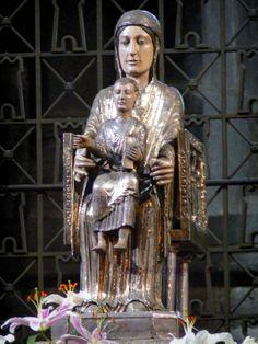 Nuestra Señora de Orcival, segunda mitad del XII