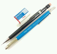 Vintage Staedtler 782 Mars Technico & Scripto P200 Drafting Mechanical Pencils Best Mechanical Pencil, Mechanical Pencils, Pen And Paper, Art Supplies, Stationery, Foie Gras, Mars, Writing, Vintage