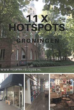 11 hotspots in Groningen - restaurants & conceptsores