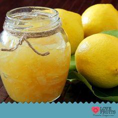 Geleia de limão LOVEFRUITS   Clique e confira a receita: http://blog.lovefruits.com.br/post/geleia-de-limao-lovefruits