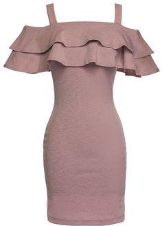 Double Ruffle Dress