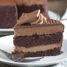 Schokoladige Schokoladentorte