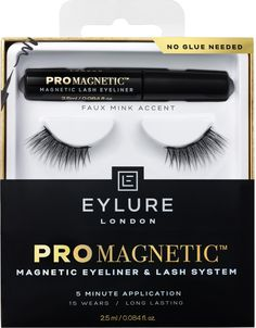 Eylure ProMagnetic Magnetic Eyeliner & Faux Mink Accent Lash System | Ulta Beauty
