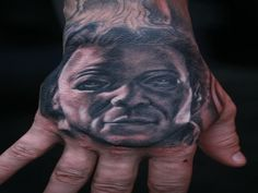 Ten Terrifying Michael Myers Tattoos - http://www.beautyandhairstyle.com/home-decor/ten-terrifying-michael-myers-tattoos.html