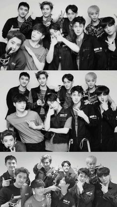 Exo Kokobop, Kpop Exo, Park Chanyeol, Exo Wallpaper Hd, Wallpapers, Exo Group Photo, Got7, Exo For Life, Exo Album