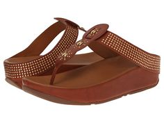 Fitflop Sandals Womens - Fitflop Boho Brown