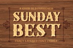 Check out Sunday Best Complete Family by Ornaments of Grace on Creative Market