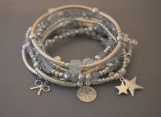 Beautiful handmade bracelets made to order.. www.alyssajewellerydesign.com