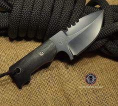 Relentless M1 Midget, DuraCoat finish, knives - tactical - custom