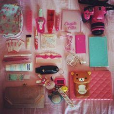 What's in my bag handbag