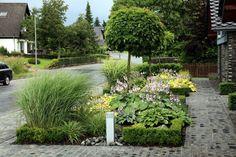 Gartengestaltung für Vorgarten