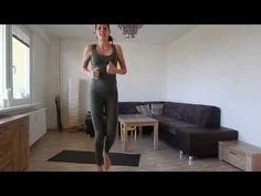 Spalovačka na nohy a zadek. - YouTube