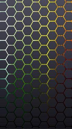 Patterns Hexagons