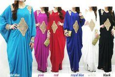 Caftan Tunic LONG dress style k2