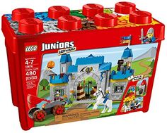 Lego Juniors Knights' Castle 10676 Building Set, 2015 Amazon Top Rated Activity #Toy