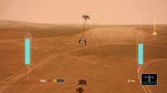 Kinect Game Lets You Land NASA's New Rover on Mars