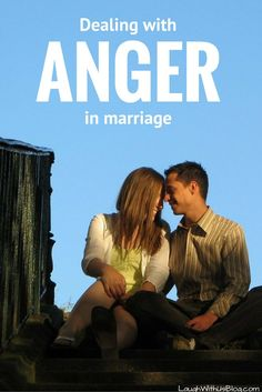 Struggle with anger in your marriage at times? Me too! I was mad at my man. It doesn't really matter why. I mean I could paint a pretty bad picture of him if I wanted to, but what would be the good in that? He could tell you things that would all be true and I would sound pretty awful too.