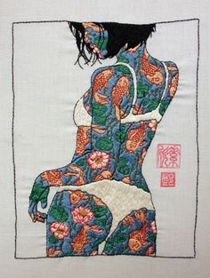 AFA - art for adults - ghoulnextdoor: Jessica So Ren Tang