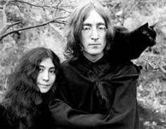 John Lennon was a cat lover