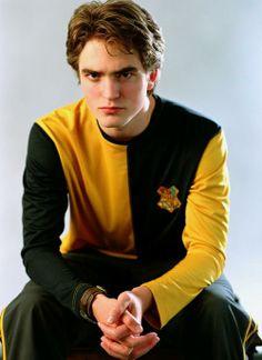 Robert Pattinson — In Harry Potter. <3