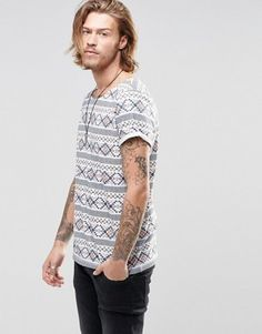 Men's T-Shirts & Vests | Plain, Printed & Long Sleeve T-Shirts | ASOS