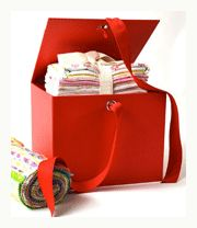 Enter to Win a Mystery Box Filled with Fabric - Quilting Daily - Quilting Daily