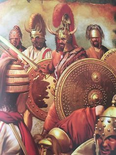 Agamemnon leading the Achaeans into Ilium.