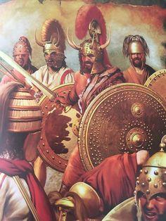 Agamemnon leading the Achaeans into Ilium.