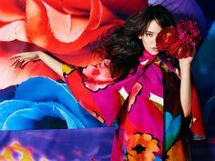 蜷川実花 写真展「ファッション・エクスクルーシヴ」、松岡モナや斎藤工などが被写体にの写真1