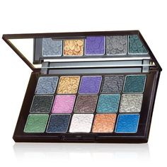 A limited-edition palette so dazzling, you won't believe your eyes! With state-of-the-art pigment technology, each shimmering shade delivers rich, vivid color and wears all day—or party-packed night—long. #makeup #giftideas