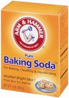 Beautiful makeup starts with beautiful skin. Acne Remedies - Baking Soda