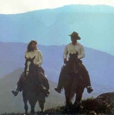 man from snowy river... you get me every time!!