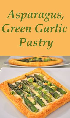 These savory tarts are a snap with purchased puff pastry