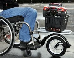GoFreewheel Freewheel - The Handcycles, Wheelchairs, Recumbents and more..Roll with us!