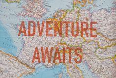 Keep calm & travel on.