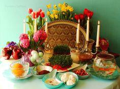 Turmeric and Saffron: Haft Seen Photos - Nowruz 2014