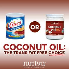We're loving the healthy alternatives being shared by Nutiva for the holiday season! What are your favorite holiday alternatives? Check them out here: https://store.nutiva.com/coconut-oil/