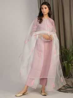 All Dupattas - Dupattas - Clothing Salwar Designs, Simple Kurti Designs, Stylish Dress Designs, Kurta Designs Women, Kurti Designs Party Wear, Stylish Dresses, Indian Fashion Dresses, Dress Indian Style, Indian Outfits