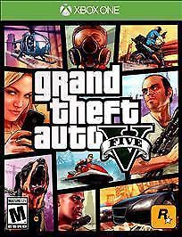 cool Grand Theft Auto V - Microsoft Xbox One - Mint Condition - For Sale