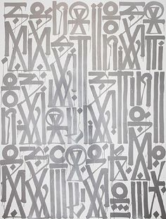 Someone please make this in a wallpaper! artnet Galleries: Sensations by Retna from Michael Kohn Gallery