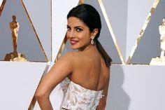 Priyanka Chopra: Girls 'Should Shatter the Glass Ceiling'