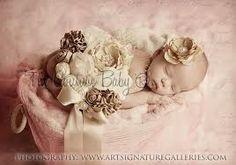 maternity sash in newborn photo