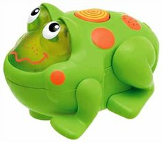 CHICCO SINGING FROG Chicco Singing Frog (Orange, Yellow, Green) offered by shopit4me.com
