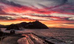 Basque Country, Santa Clara, Beaches, Mountains, Sunset, Travel, Outdoor, Earth, People