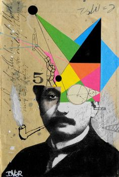 View LOUI JOVER's Artwork on Saatchi Art. Find art for sale at great prices from artists including Paintings, Photography, Sculpture, and Prints by Top Emerging Artists like LOUI JOVER. Collages, Collage Art, Collage Ideas, Art Ideas, Magazine Collage, Magazine Art, Einstein, Art Prints Online, Canvas Art Prints
