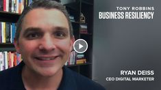 Ryan Deiss, CEO of Digital Marketer shares what you can do to continue to grow and market during this time: expand your audience, engage with them on their t. I Can Tell, What You Can Do, Told You So, Ryan Deiss, Strategic Leadership, Causes Of Diabetes, Management Tips, Tony Robbins, Lose Fat