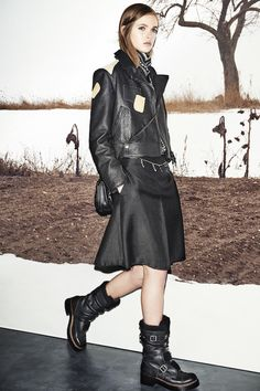 COACH 2015-16 FW NY COLLECTION LOOK 010