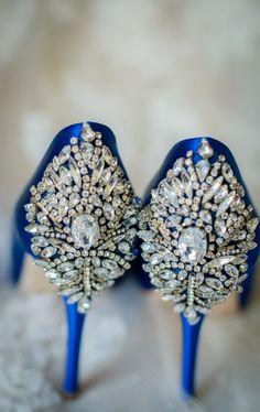 Amazing glam wedding
