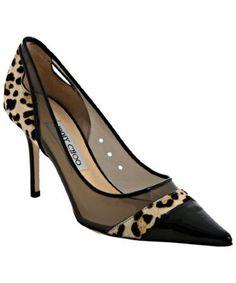 Jimmy Choo leopards