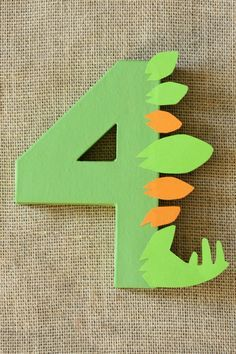 Dinosaur Party Decoration Dinosaur Birthday by LittleABCDesigns